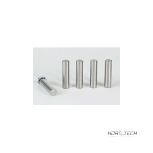 Accelerator Bars for 11 mm; 23 mm-Belts, stainless steel