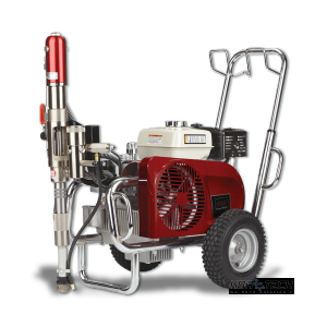 Gas-hydraulic airless sprayer PowrTwin™ 12000 DI Plus