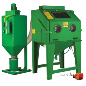 ECO-SL Suction Blast Cabinets