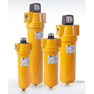 Air Filters for compressed air lines AF